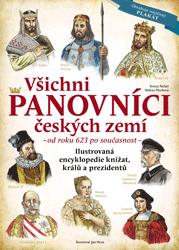 Všichni panovníci českých zemí (od roku 623 až po současnost) – nové vydání r. 2018