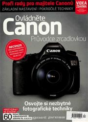 BAZAR: Ovládněte Canon – Průvodce zrcadlovkou (2. jakost)