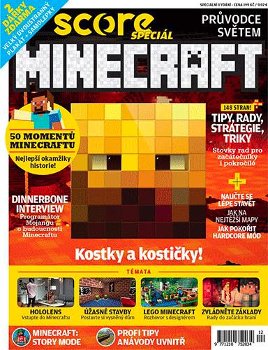 Minecraft 1 – Kostky a kostičky!