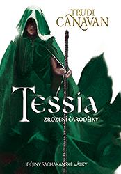Tessia: Zrození čarodějky