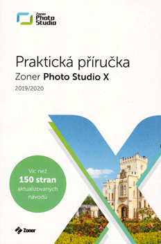 Zoner Photo Studio X – Praktická příručka (10/2019)
