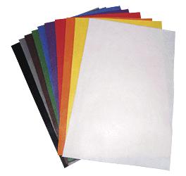 Sada 10 různobarevných filců